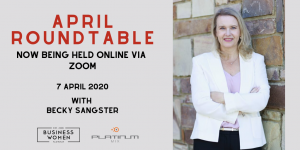 Perth, April Roundtable