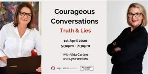 Perth, Courageous Conversations: Truth & Lies @ EarthPoint Energy Centre