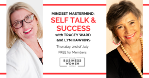 Online, BWA Mindset Mastermind: Self Talk & Success @ ONLINE