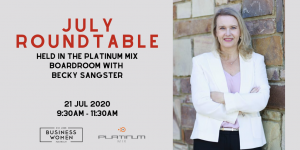 Perth, July Roundtable @ Platinum Mix
