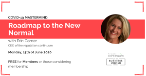 Online, Covid-19 Mastermind: Roadmap to the New Normal @ ONLINE