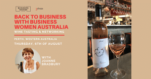 Perth, Back to Business with Business Women Australia @ Duende