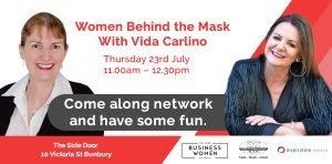 BWA Bunbury: Women Without Masks @ The Side Door Restaurant