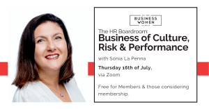 The HR Boardroom: Business of Culture, Risk & Performance @ ONLINE