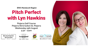 Mandurah Region, Pitch Perfect with Lyn Hawkins @ Pinjarra Golf Club