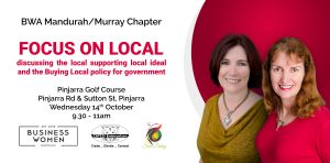 Mandurah/Murray Region: Focus on Local @ Pinjarra Golf Club