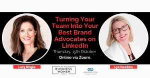 Online: Turning Your Team into Your Best Brand Advocates on LinkedIn @ ONLINE