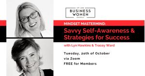 Online, Mindset Mastermind: Savvy Self-Awareness & Success @ ONLINE