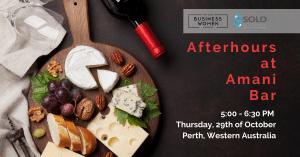 Perth: Afterhours at Amani Bar @ Amani Bar & Kitchen