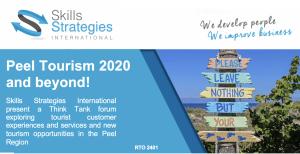 SSI Tourism Think Tank @ Skills Strategies International,