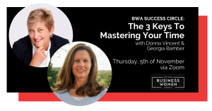 Online Success Circle: Three Keys to Mastering Your Time @ ONLINE