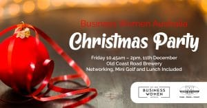 BWA Bunbury: South West Christmas Party @ Old Coast Road Brewery,