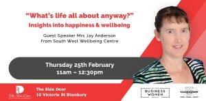 Bunbury, Business Women Australia: Juggling Life & Business Challenges @ The Side Door