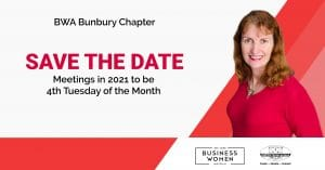 Bunbury Save The Date