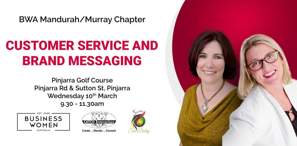 BWA Mandurah Region - Customer service and Brand Messaging