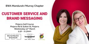 Mandurah / Murray, Customer Service & Brand Messaging @ Pinjarra Golf Club