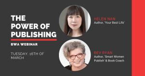 BWA Webinar: The Power of Publishing @ ONLINE