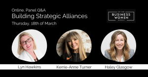 BWA, Online, Panel Q&A: Building Strategic Alliances @ ONLINE