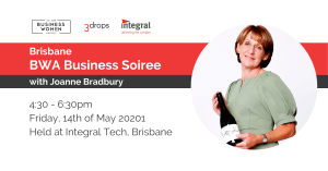 Brisbane, BWA: Business Soiree @ Integral Tech