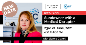 Perth, BWA: Sundowner with a Medical Disrupter @ Cellf, Southbank Medical Suits,