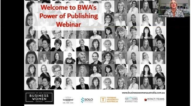 Power of Publishing Webinar
