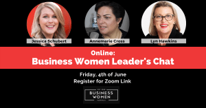 Online, BWA: Business Women Leader's Chat @ ONLINE