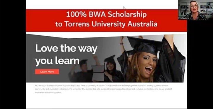 BWA Scholarship Winner Announcement