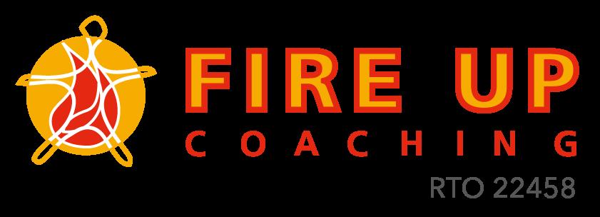 FIRE UP Logo