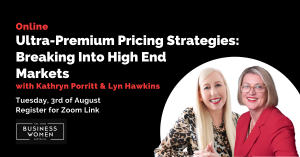 Online, Ultra-Premium Pricing Strategies: Breaking Into High End Markets @ ONLINE