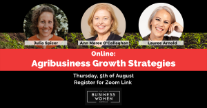 Online, BWA: AgriBusiness Growth Strategies @ ONLINE