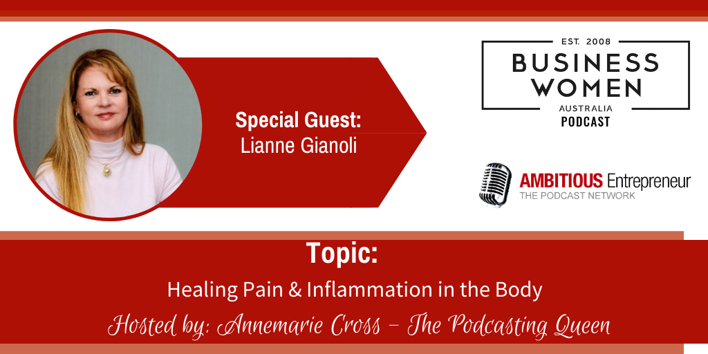 Healing Pain & Inflammation in the Body