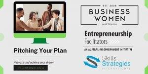 Pitching Your Plan @ Skills Strategies Mandurah Training Centre