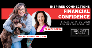 Online, BWA, Inspired Connections: Financial Confidence @ ONLINE