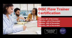 DISC Flow Accreditation Course @ ONLINE